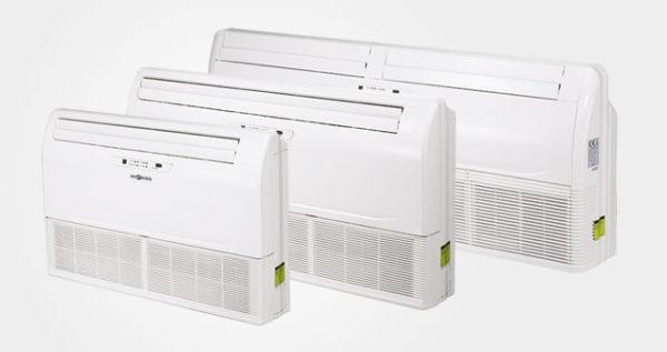 Climatizzatore VRF pavimento soffitto P
